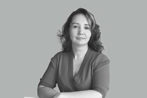 Irina Svinar ((Photo: Maison Moderne))