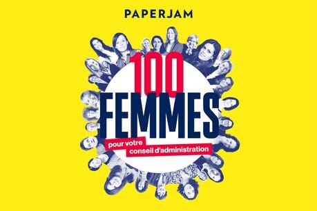 L a  liste a été  dévoilée le  jeudi  27 février  dans le cadre d'une soirée10×6 Women on Board, organisée à l'Athénée  par le Paperjam Club .  (Illustration: Maison Moderne)