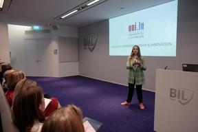 Ilana Devillers (Food4All), finaliste. ((Photo: Matic Zorman))