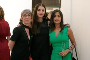 Anne-Claire Delval (Deep.lu) à gauche et  Norma Bello Cortes (JES'tudio) à droite. ((Photo: Matic Zorman))