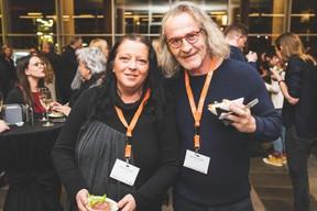 Alexandra Ebert et Jean-Michel Ebert (Koncept) ((Photo: Arthur Ranzy))