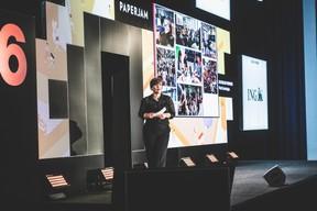 Nathalie Fossoud (Pictet Technologies) ((Photo: Arthur Ranzy))