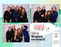Anne Reuland ( Lux Trust), Astrid Wagner, Lynn Alzin, Juliette Feitler, Emmanuelle Mousel (Arendt & Medernach) ((Photo: photobooth.lu))