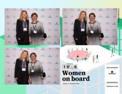 Kerstin Becker (Business Pilotage Consulting) et Grit Fischer (Tax4Expats) ((Photo: photobooth.lu))