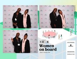 Shanila Muhimba (Sustain) et Swabura Namboore ((Photo: photobooth.lu))