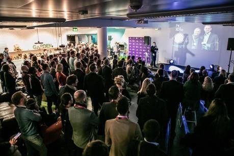 C'est le Luxembourg-City Incubator qui a reçu l'événement dans les locaux de la Host. (Photo: Jan Hanrion/ Maison Moderne)
