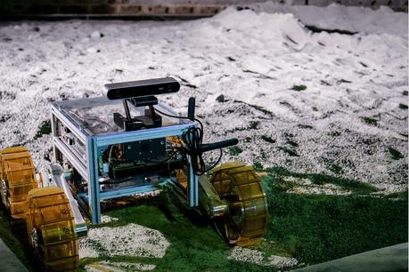 Le List s'inscrit en support d'une économie qui se diversifie. Ici, un prototype d'engin d'exploration lunaire de la firme Ispace. (Photo: Ispace)