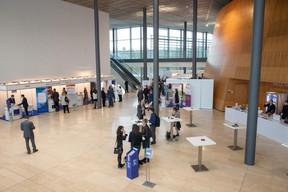 2e édition du HR Lux Trade Fair - 17.01.2020 ((Photo: Romain Gamba))