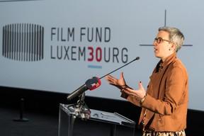 Sam Tanson (ministre de la Culture) ((Photo: Nader Ghavami / Maison Moderne))