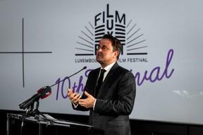 Xavier Bettel (Premier ministre, ministre des Communications et des médias) ((Photo: Nader Ghavami / Maison Moderne))