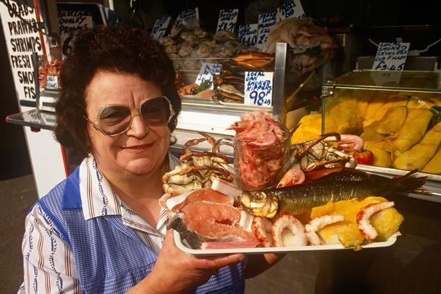 Après les excès caloriques des fêtes, le poisson sait se faire désirer en janvier! (Photo :RichardBaker/ AlamyStock Photo)