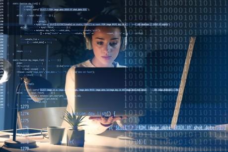 Les 168entreprises interrogées prévoient 979embauches dans les TIC en deux ans. Le métier le plus recherché: programmeur. (Photo: Shutterstock)