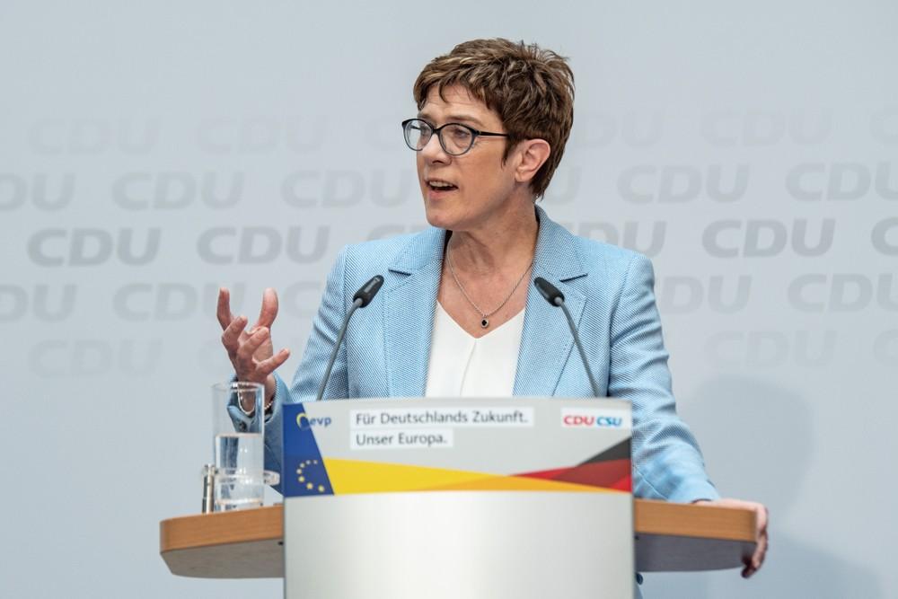 AnnegretKramp-Karrenbauer était considérée comme la dauphine de la chancelière depuis son accession à la présidence de la CDU en décembre2018. (Photo: Shutterstock)