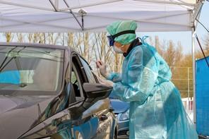 Entre 300.000 et 500.000tests par semaine sont effectués en Allemagne pour dépister le coronavirus. (Photo: Shutterstock)