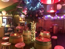Une ambiance de Noël festive et gourmande, c'est aussi possible à Dommeldange! (Maison Moderne)