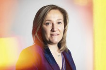 ValérieBallouhey-Dauphin, directrice Post Finance & RSE, Post Luxembourg (Crédit: Maison Moderne)
