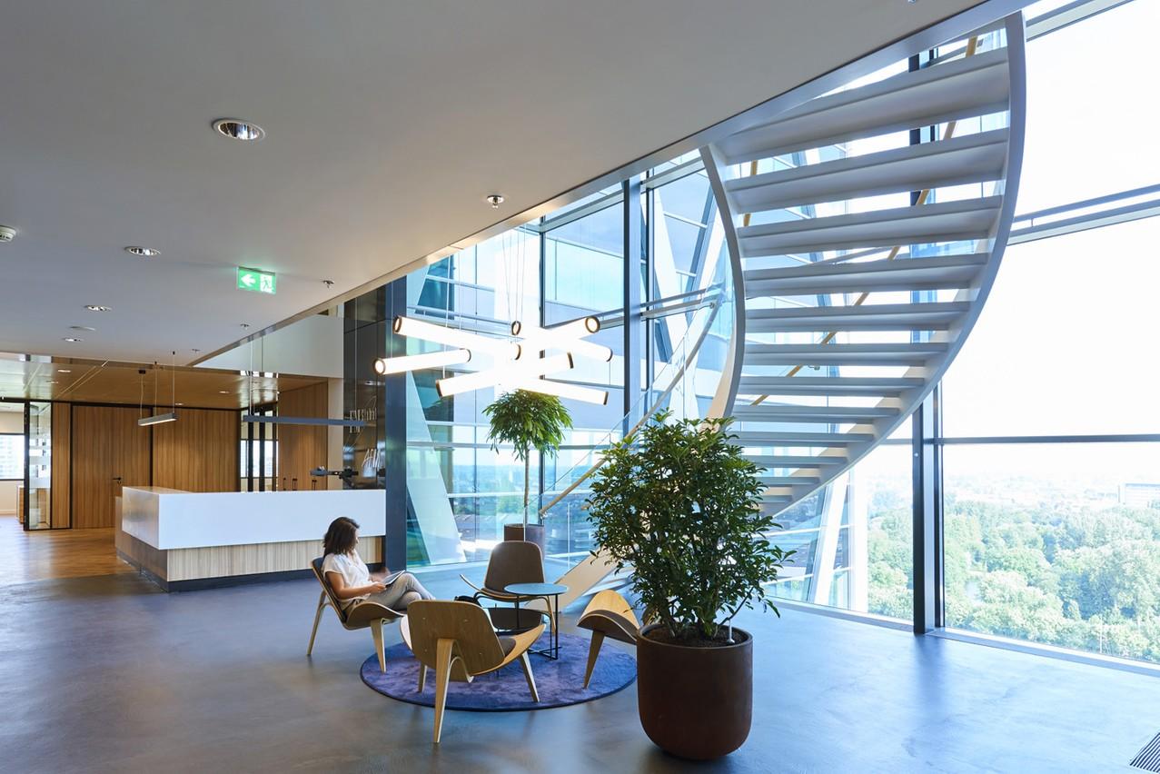 Travailler dans un environnement agréable a une grande incidence sur l'état d'esprit des salariés.  (Crédit: www.yvanglavie.com)