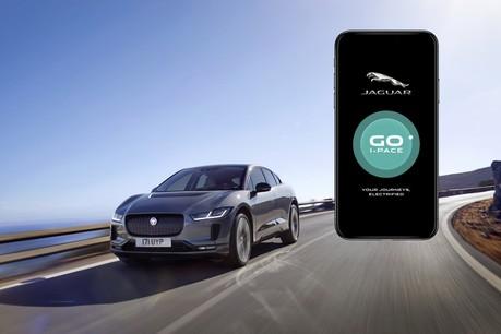 Jaguar App Crédit: JAGUAR