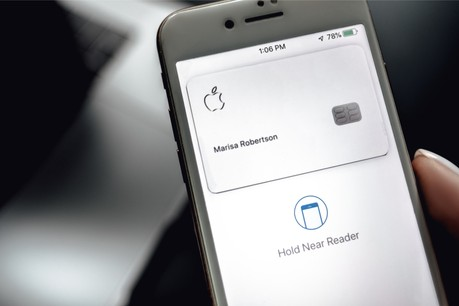 Apple Pay, le wallet électronique de la marque à la pomme, est utilisé dans près de 5% des transactions dans le monde. (Photo: Shutterstock)