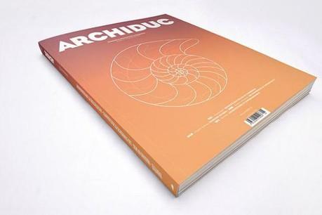 Le nouveau numéro d'Archiduc sera en kiosque à partir du 26 avril 2012. (Photo: Archiduc)