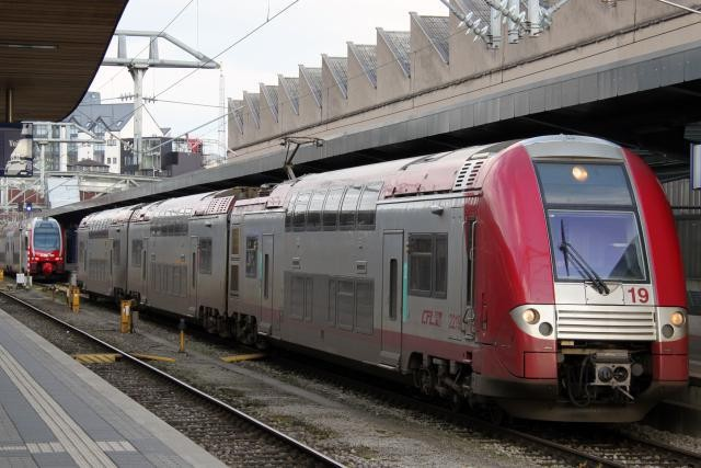 Venir à Luxembourg en train va coûter un peu moins cher aux frontaliers. (Photo: CFL/Archives)
