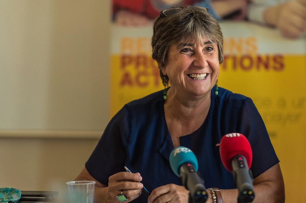 L'Asti – dont la présidence est gérée par Laura Zuccoli – célébrait, mardi 22 octobre, ses 40 ans d'existence. (Photo: Mike Zenari/Archives Paperjam)