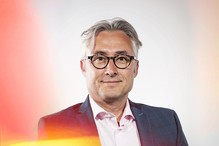 Luc Courtois,Partner - Investments Funds chezBonn Steichen & Partners. (Photo: Maison Moderne)