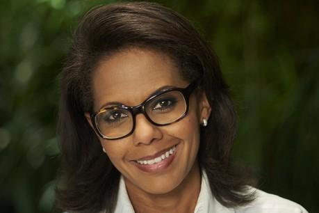 Audrey Pulvar compte placer l'Afrique au cœur de la révolution climatique. (Photo: DR)