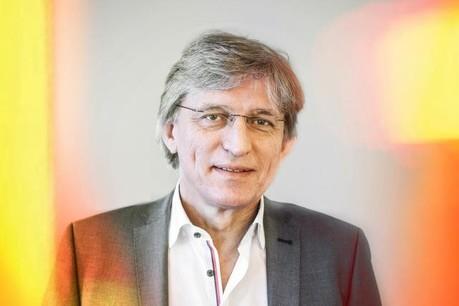 Jean Hilger, head of Digital Banking and Fintech Innovation cluster à l'ABBL (Photo: Maison Moderne)