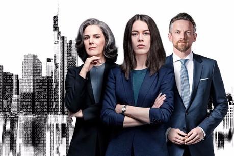 La saison 2 de «Bad Banks» est à découvrir à partir de ce soir. (Illustration: Iris Productions)