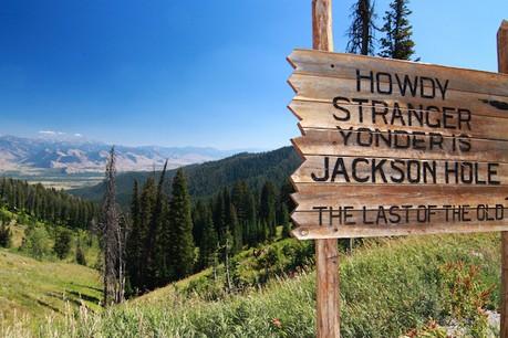 La station de sports d'hiver de Jackson Hole accueille ce week-end les banquiers centraux de la planète. (Photo: Shutterstock)