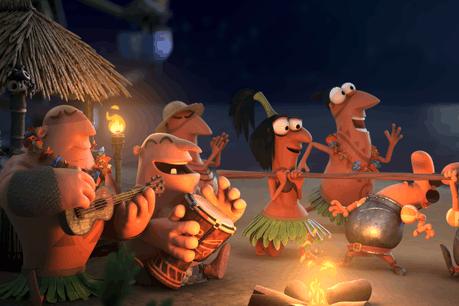 Les pirates de «Barababor» vivent des aventures riches en humour. (Illustration: Zeilt Productions)