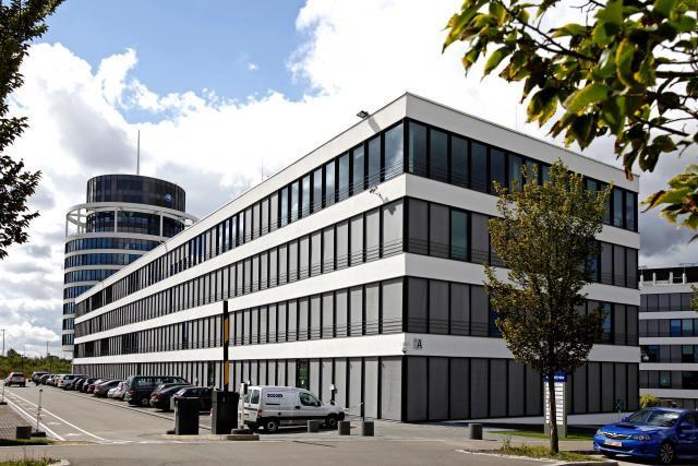 Le bâtiment Helios vient de trouver un nouvel acquéreur. (Photo: Olivier Minaire/ Archives)