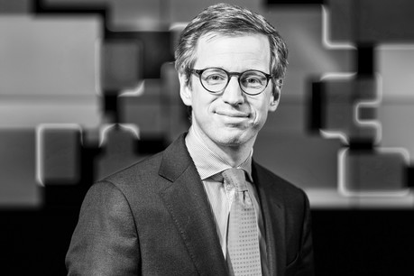 François Mousel: «Dans une économie intégrée, il doit être primordial pour les entreprises de se préparer à surmonter ces événements dramatiques.» (Photo: Olivier Toussaint / Maison Moderne)
