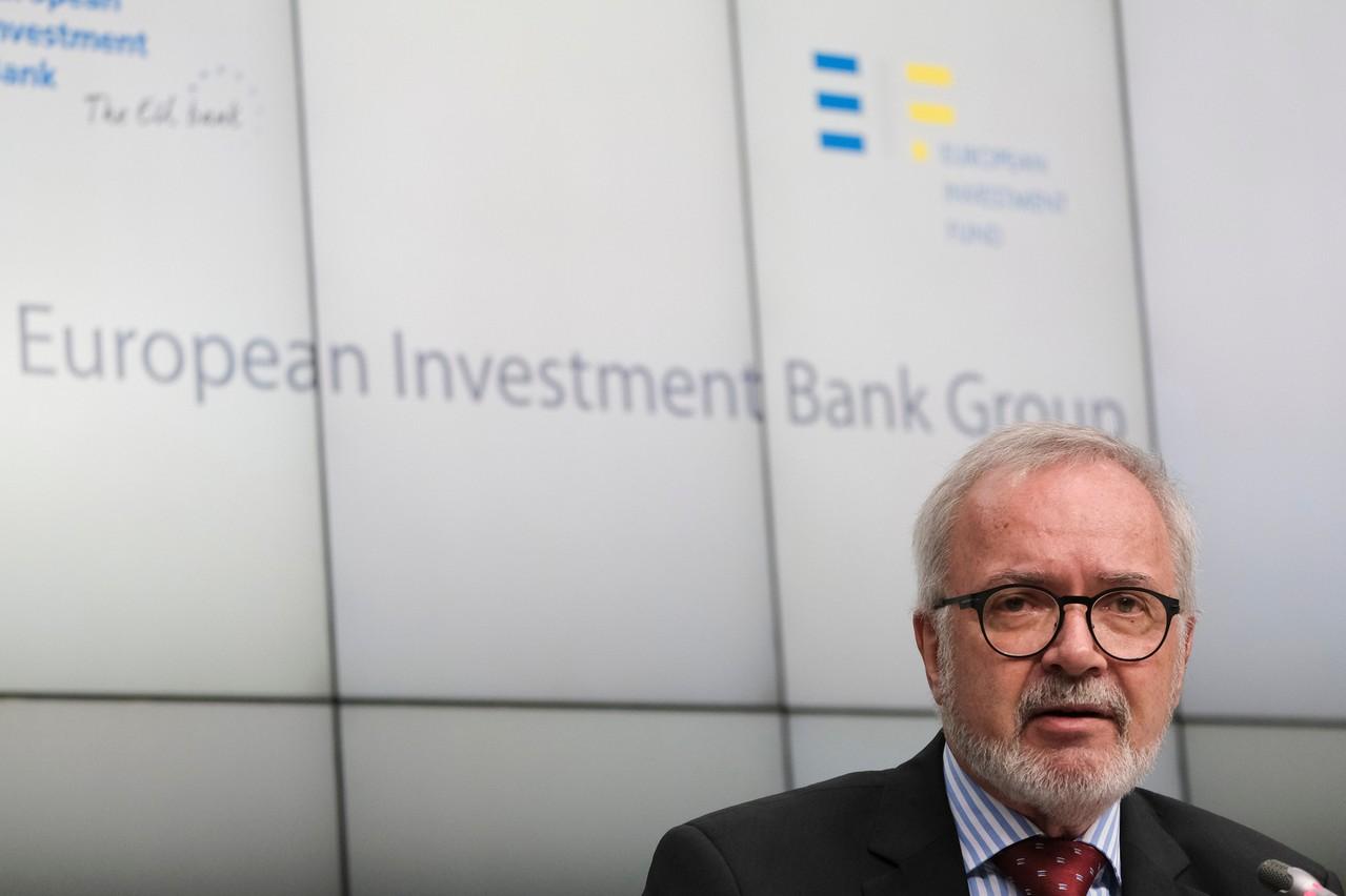 Werner Hoyer, le président de la BEI, entend déployer des moyens importants pour soutenir à la fois l'économie et la lutte contre le Covid-19. (Photo: Shutterstock)