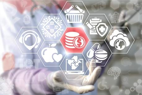 Comment suivre des médicaments à la trace, des produits qui les composent à leur envoi dans les pharmacies, et l'une des blockchains de la China Construction Bank, une des banques chinoises établies au Luxembourg. Une des sociétés du «Blockchain 50». (Photo: Shutterstock)