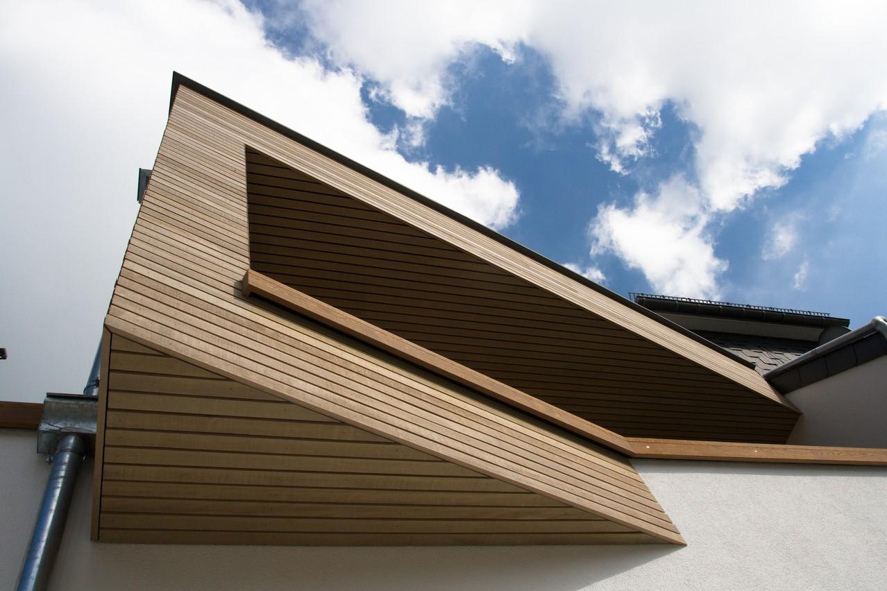 Annexe écologique en bois EHS