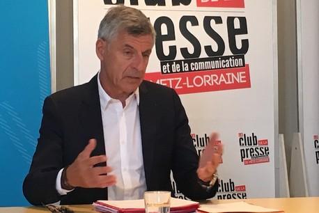 Le président de la métropole messine, Jean-Luc Bohl, sera candidat à sa réélection à la mairie de Montigny-lès-Metz et à la présidence de Metz Métropole, en mars prochain. (Photo: Paperjam)