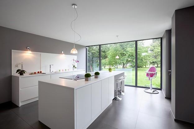 La cuisine est un espace de partage pour la famille (Photo: Steve Troes)