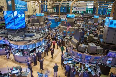 Wall Street s'est bien reprise, lundi, après l'annonce d'injection massive de liquidités par la Banque centrale chinoise face à la paralysie de l'économie chinoise. (Photo: Shutterstock)