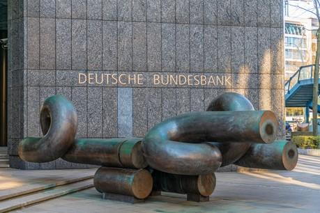 Un bâtiment de la Bundesbank à Hambourg. (Photo: Shutterstock)