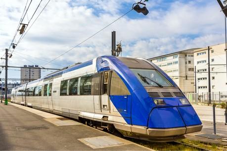 Le matériel roulant de la SNCF supporte mal la canicule. (Photo: Shutterstock)