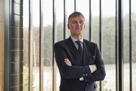 Maarten Rooijakkers, CEO de CapitalatWork, insiste sur la proximité par rapport aux clients. (Photo: Foyer)