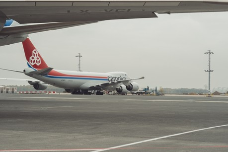 Cargolux opère 23vols par semaine vers et depuis la Chine continentale. (Photo: Sébastien Goossens/Archives Maison Moderne)