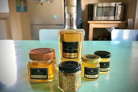 Du miel mais pas que: la gamme Casa Grande va faire découvrir les productions familiales au Luxembourg. (Photo: Maison Moderne)
