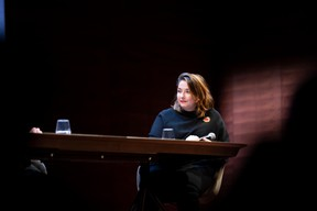 Nora Back (Présidente de l'OGBL) ((Photo: Patricia Pitsch))