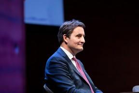 Nicolas Buck (Président de l'UEL) ((Photo: Patricia Pitsch))