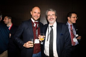 Jean-Philippe Becker et Jérome Plaquevent (Becker & Associés) ((Photo: Patricia Pitsch))