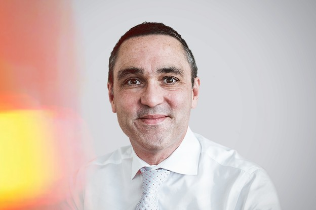 Yves Baden, directeurdes Ressources humaines et Organisation, CFL. (Photo: Maison Moderne)