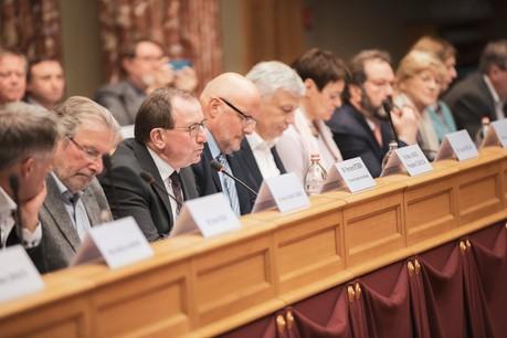 Les travaux en commissions parlementaires se poursuivent et les séances publiques prévues les 17, 18 et 19 mars sont maintenues. (Photo: Jan Hanrion/Archives Maison Moderne)